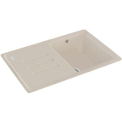 CARRON PHOENIX DEBUT 100 INSET CHAMPAGNE GRANITE SINK, 100